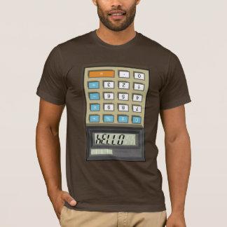 Hello Calculator Shirt