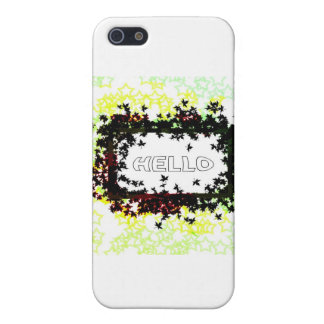 Hello Case For The iPhone 5