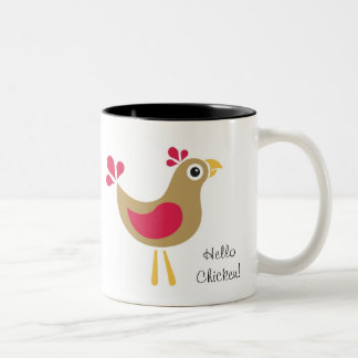 Hello Chicken! Mug