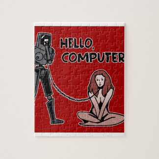 Hello, Computer Jigsaw Puzzle