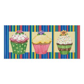 Hello Cupcake - SRF Poster