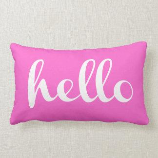 Hello! Cushions