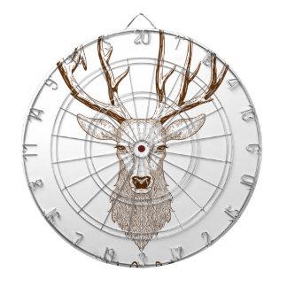 Hello Deer Dartboard