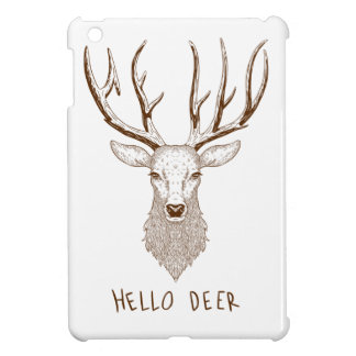 Hello Deer iPad Mini Cover
