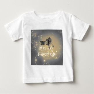 Hello fisher baby T-Shirt