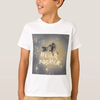 Hello fisher T-Shirt