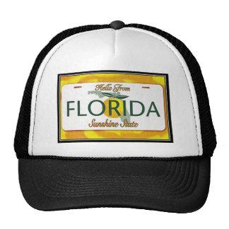 Hello From Florida Cap