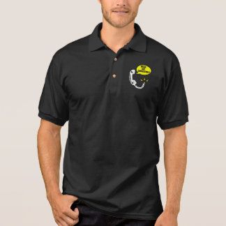 Hello! Got connection Polo Shirt