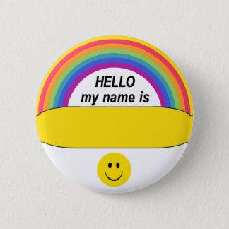 Hello Happy Button
