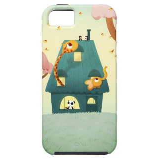 Hello House iPhone 5 Cover
