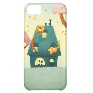Hello House Case For iPhone 5C