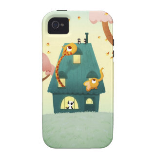 Hello House Case-Mate iPhone 4 Cover