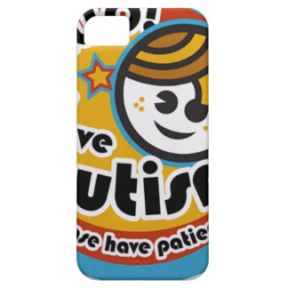 HELLO I HAVE AUTISM - AWARENESS CASE FOR THE iPhone 5