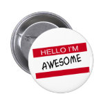 Hello Im Awesome