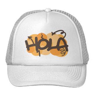 Hello in Spanish Hat