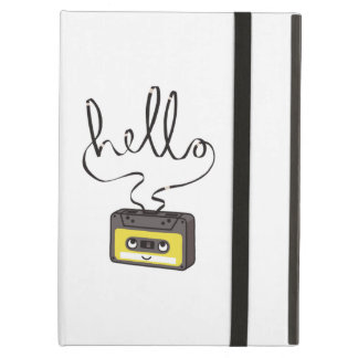 Hello iPad Air Mini 2 3 4 Case No Kickstand Cover For iPad Air