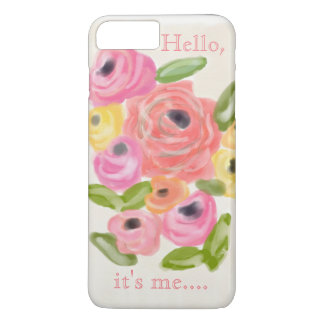 Hello, its me.... iPhone 7 plus case