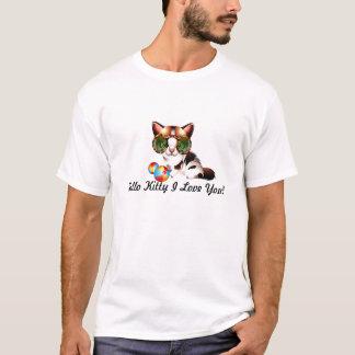 Hello Kitty I Love You T-shirt