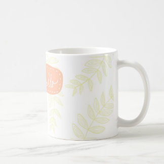 Hello Kiwi Coffee Mug