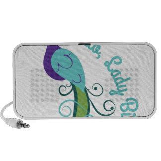 Hello Lady Bird Mp3 Speaker