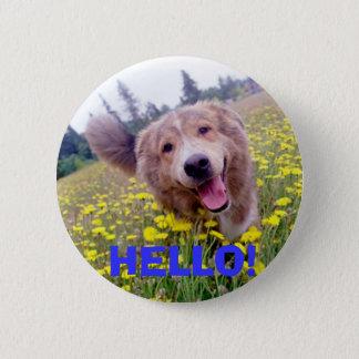 HELLO! - Marly Button