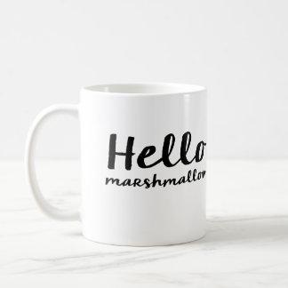 Hello Marshmallow Mug