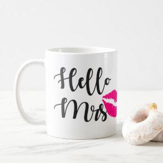 Hello Mrs Coffee Mug