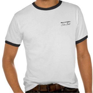 Hello My Name Is John Galt T Shirt