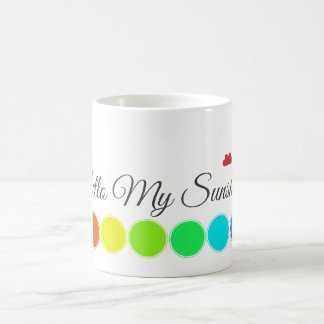 Hello My Sunshine Mug