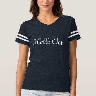 Hello Oct T-Shirt