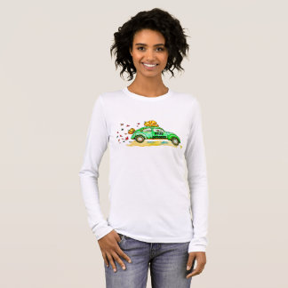hello october long sleeve T-Shirt