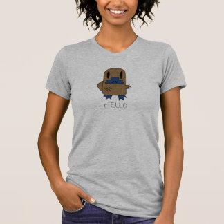 Hello Platypus Shirt