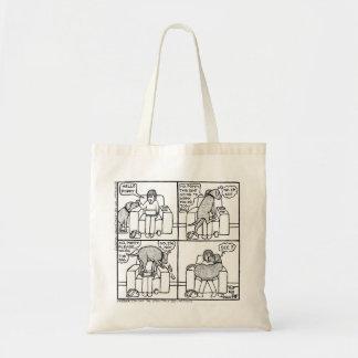 Hello Poppy - Tote Bag