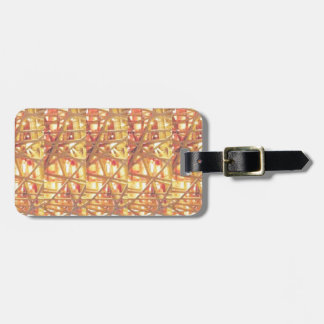 Hello Pure Soul -  Enjoy the Fire Within You Luggage Tag