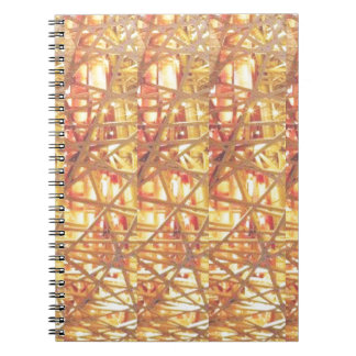Hello Pure Soul -  Enjoy the Fire Within You Notebook