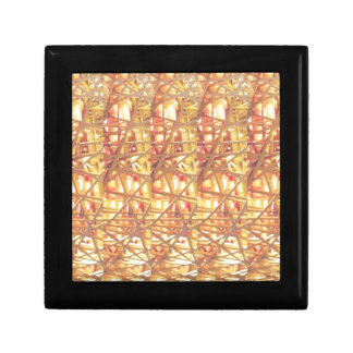 Hello Pure Soul -  Enjoy the Fire Within You Small Square Gift Box