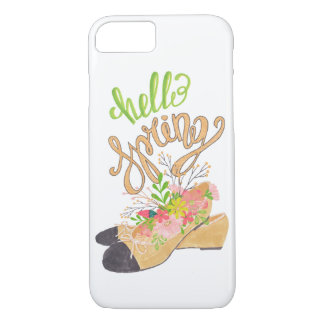 Hello Spring iPhone 8/7 Case