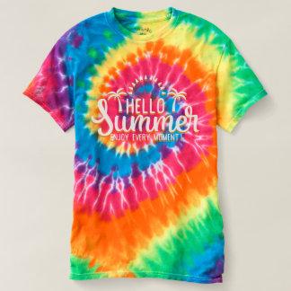 Hello Summer. Enjoy Every Moment. T-Shirt