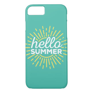 Hello Summer Phone Case