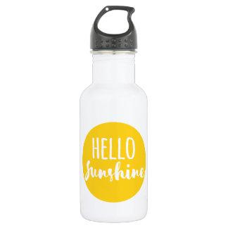 Hello Sunshine 532 Ml Water Bottle