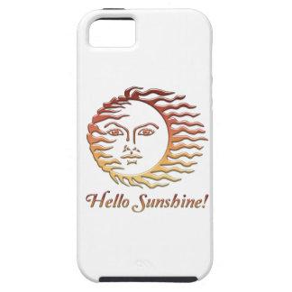 HELLO SUNSHINE Fun Sun Summer iPhone 5 Covers
