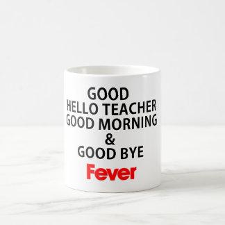 Hello Teacher Mug