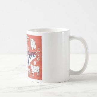 Hello Tennessee Coffee Mug