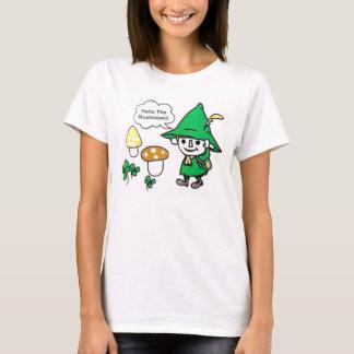 hello the mushroom T-Shirt
