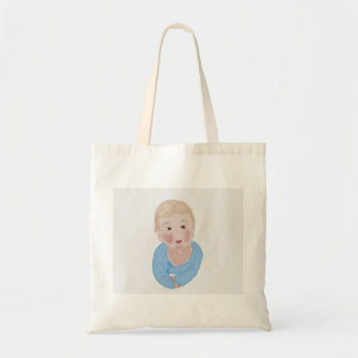 Hello there, cheeky! tote bag