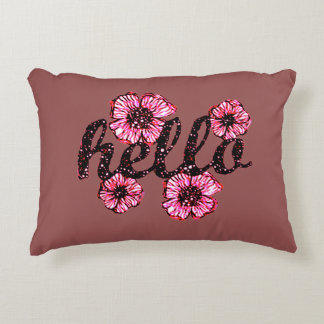 Hello There Decorative Cushion
