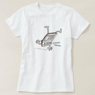 Hello (Upside Down Calculator trick) Funny Retro T-Shirt