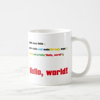 Hello, World! Coffee Mug