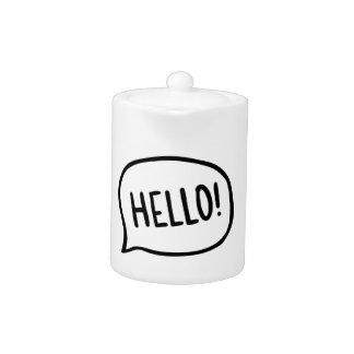 Hello! World! I am here