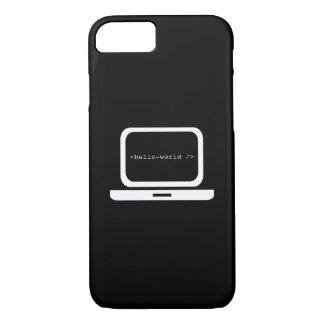 Hello World iPhone 8/7 Case